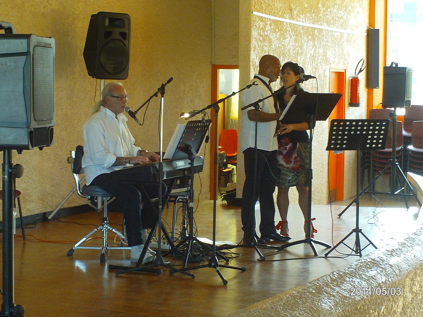 Groupe « Mizik Mélé »