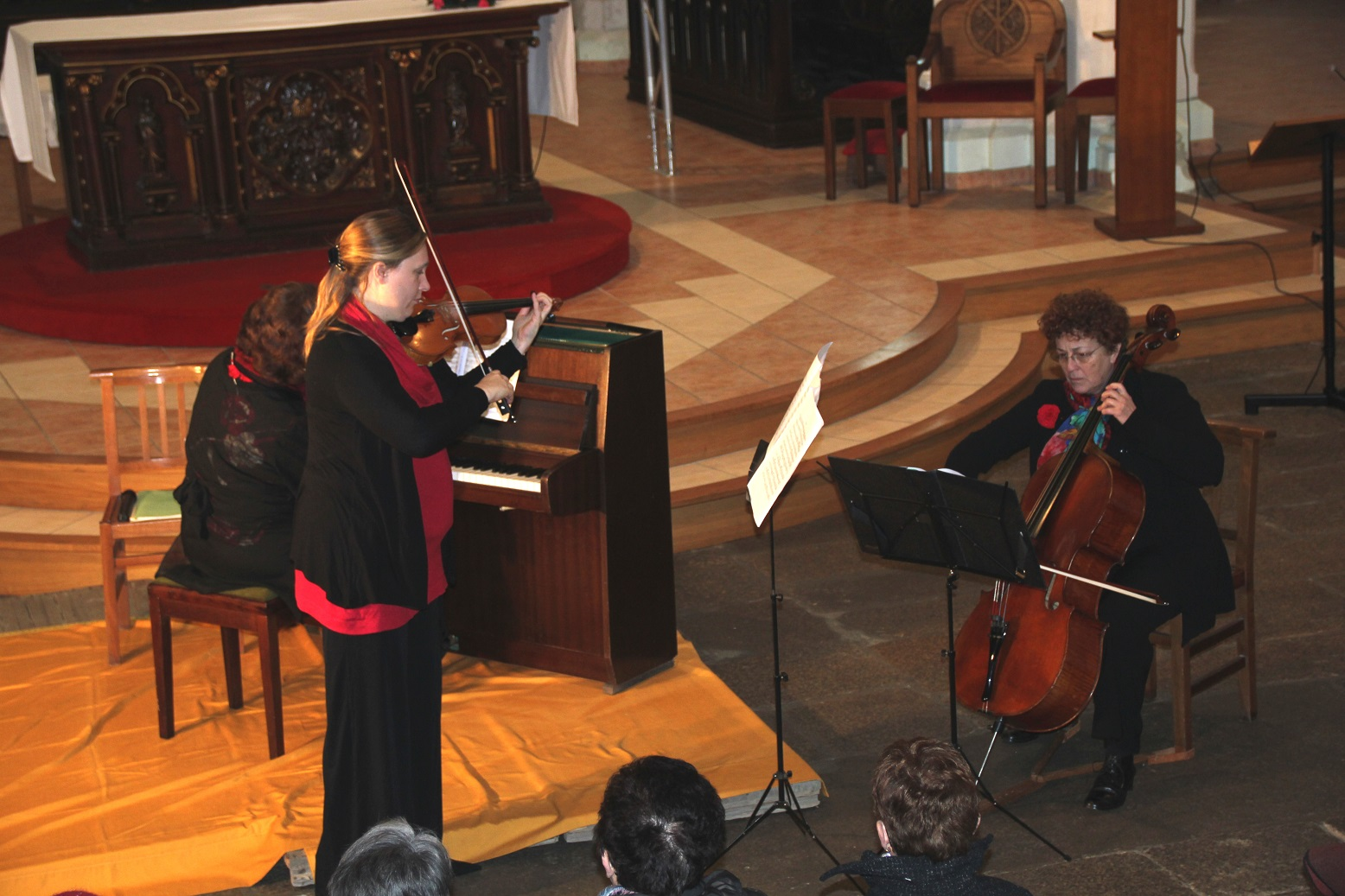 Trio Lyris en concert