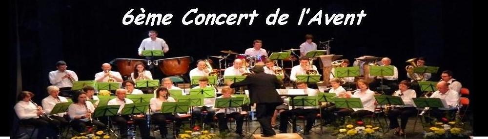 6ème Concert de l'Avent