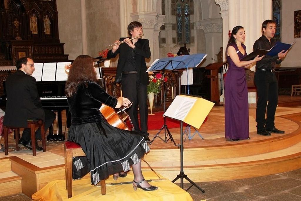 Concert de l'Opéra au contemporaine - 20-08-2014 -