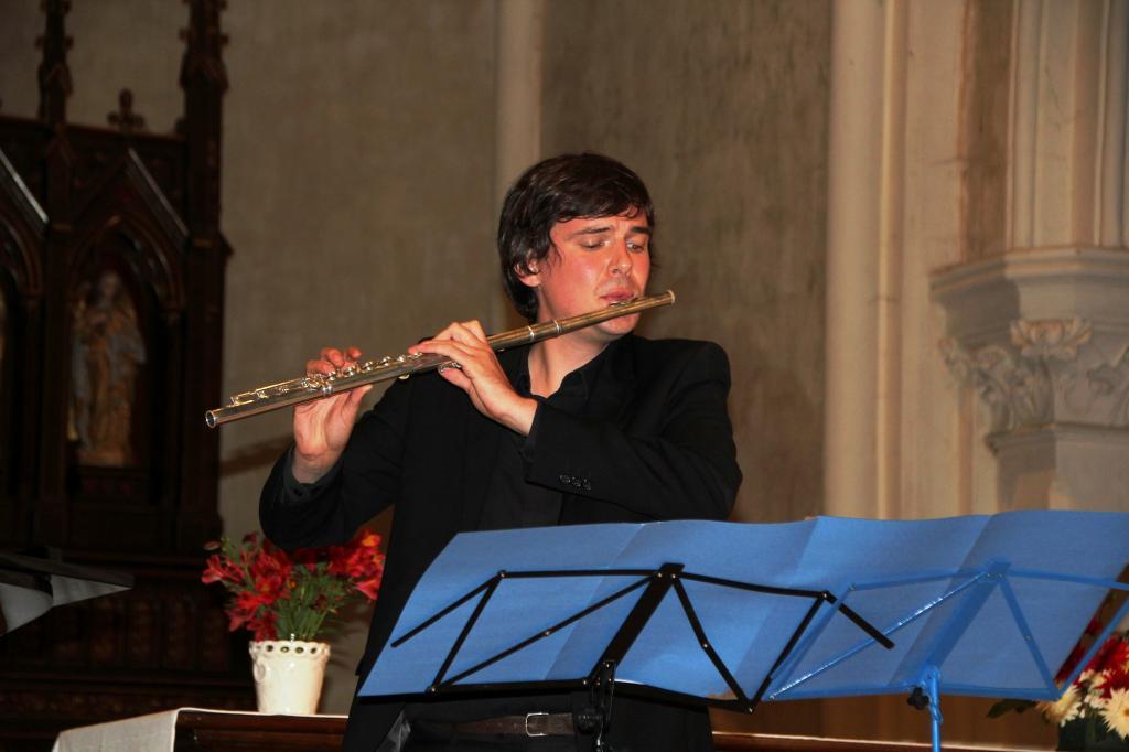 Guillaume Handel (flûtes)