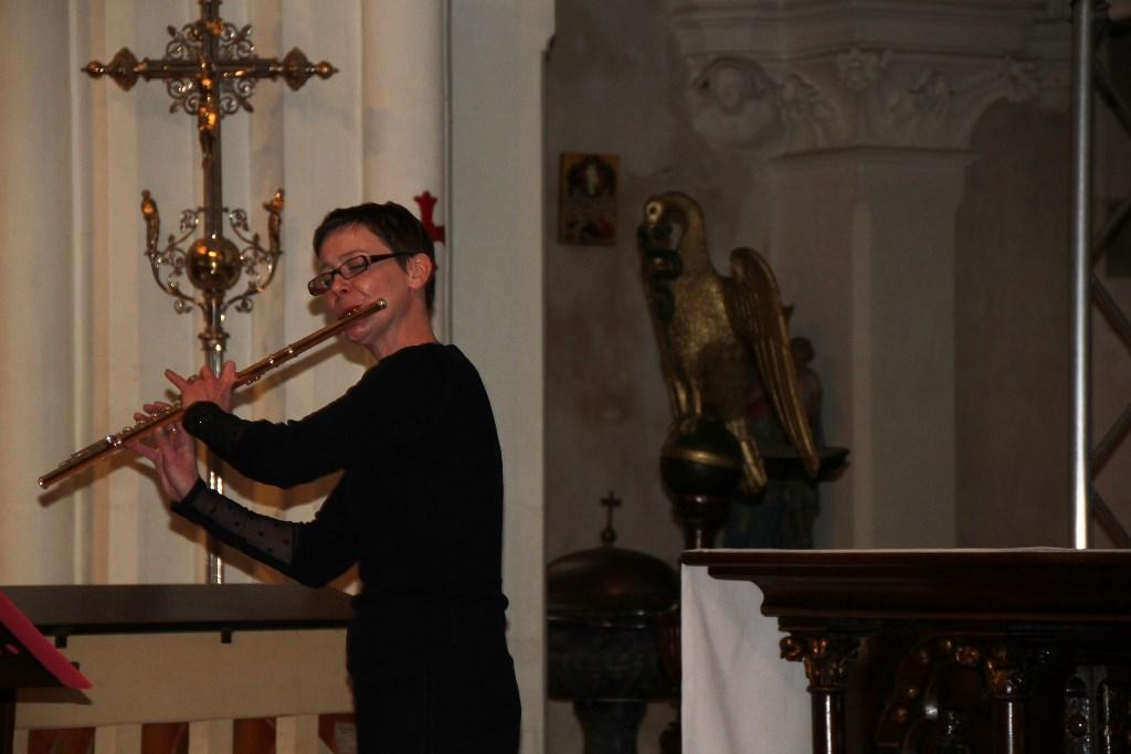 Carole Lemarié (flûte)